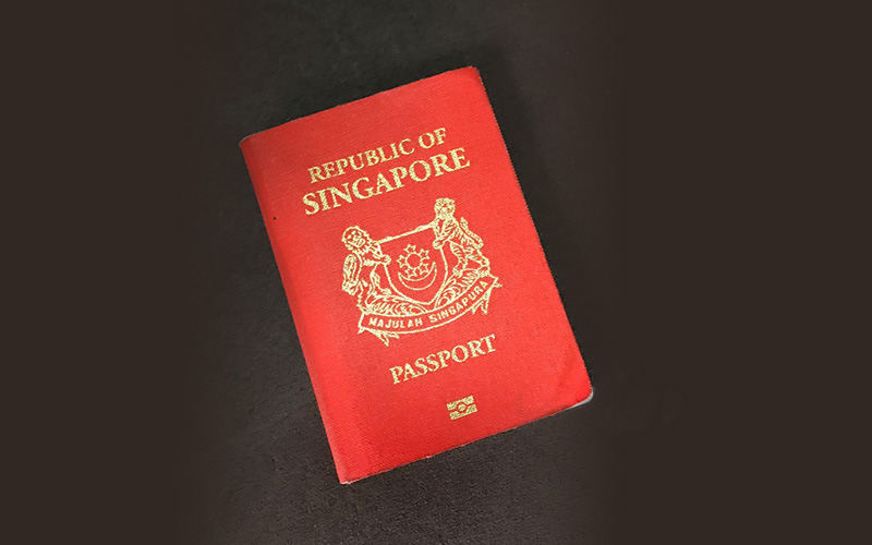 singapore citizenship application form