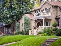 Bonnie Brae homes