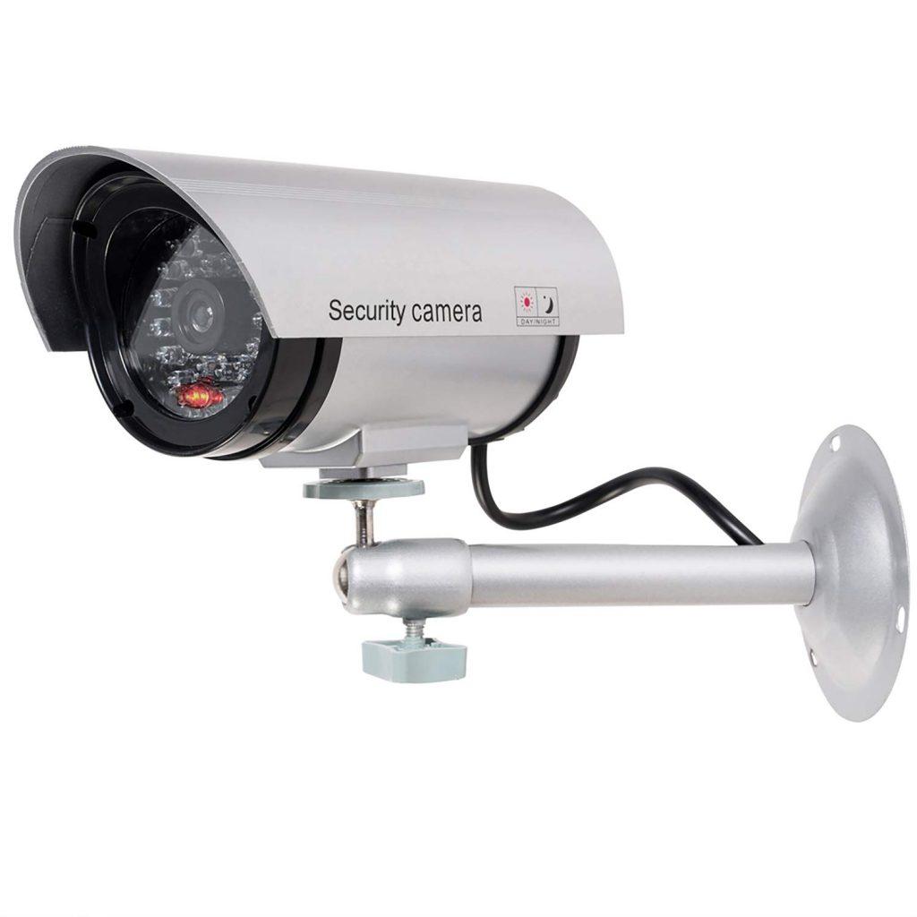 fake security cameras outdoor